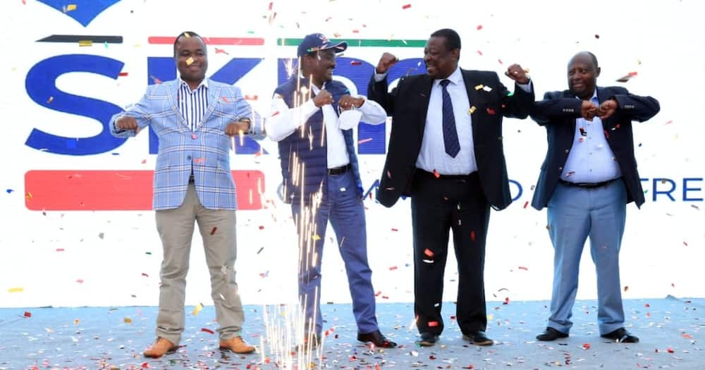 Kalonzo launched a presidential campaign secretariat in readiness for the 2022 General Election.