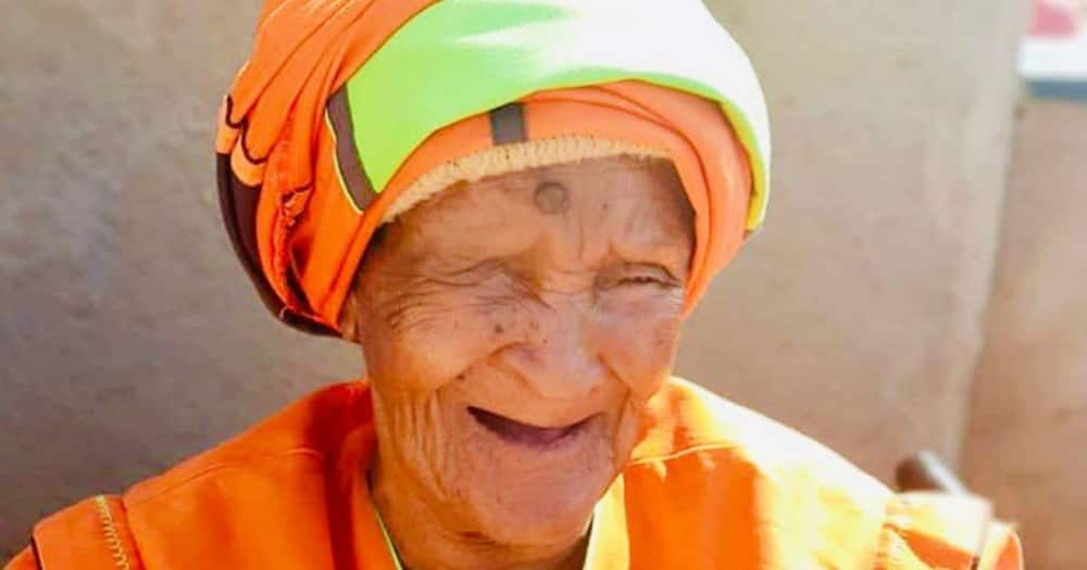 What a Blessing: Lady, 103, Regains Sight After Losing It for 6 Years
