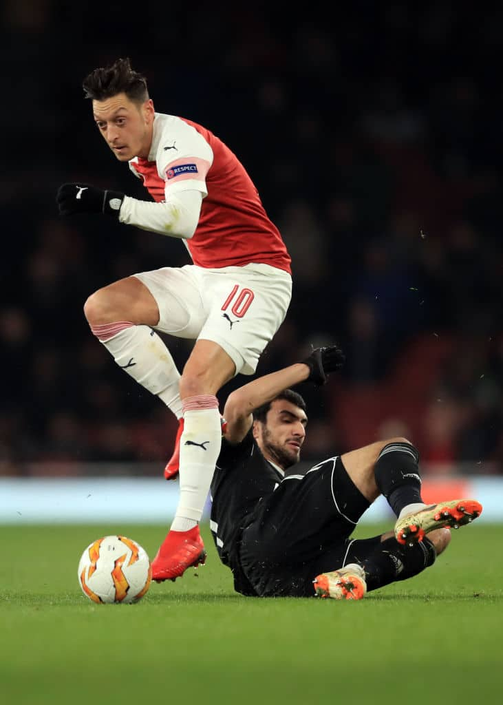 Chelsea, Arsenal, 32 others to know Europa League round of 32 foes on Monday