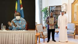 "Matiang'i Delivers Uhuru's Message to Qatari Prime Minister: ""I'm Privileged"""