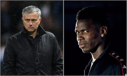 Pogba mocks Mourinho on social media after he was sacked by Man United