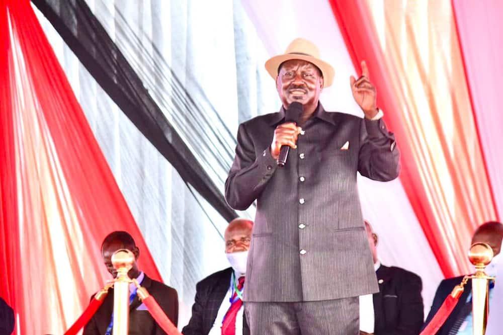 Video ya Raila Odinga akifanya mazoezi ya nguvu ilivyosisimua mitandao