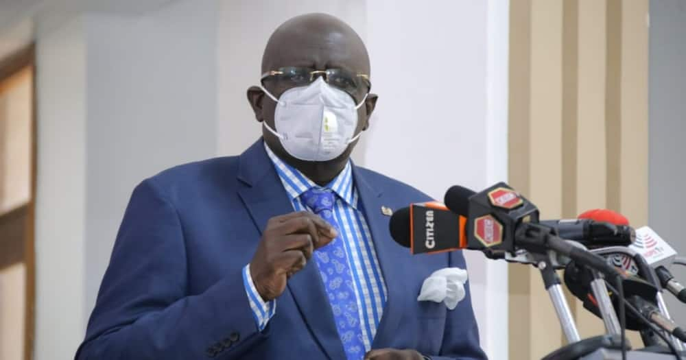 Education CS George Magoha has defended CBC, saying it is the best thing to happen in Kenyan education.