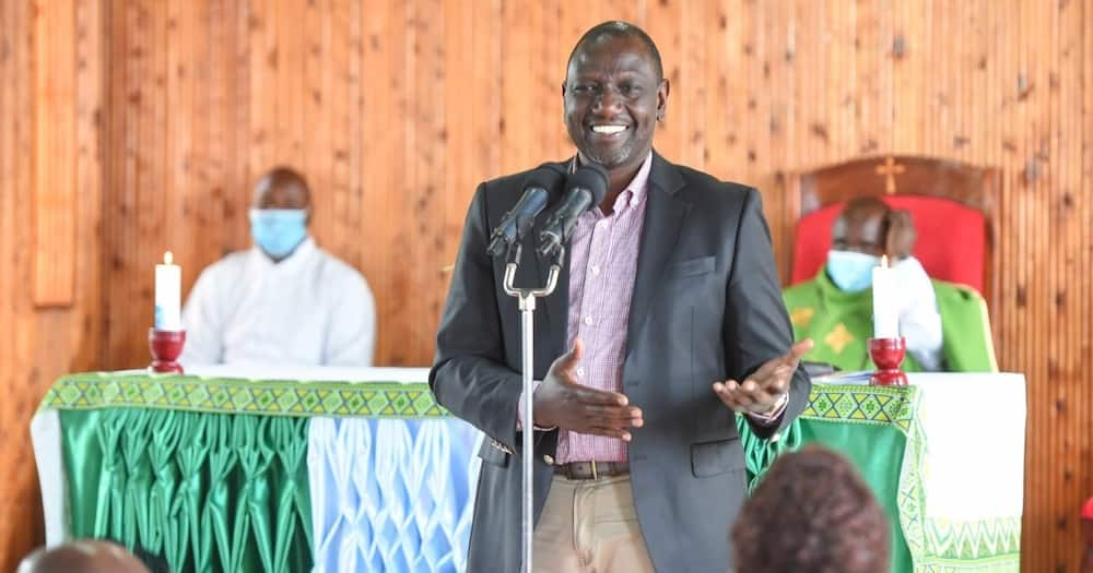 Deputy President William Ruto said Jubilee had failed by allowing NASA politicians into the party.