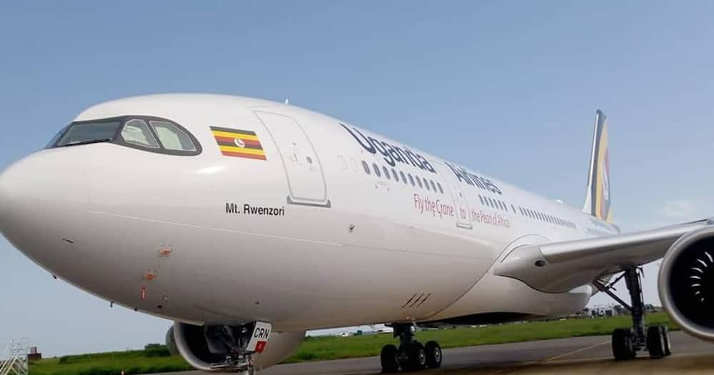Uganda Airways Airbus A330 neo. Photo: Uganda Airways.