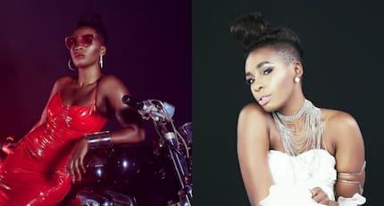 Ugandan singer Cindy Sanyu says she does not use protection