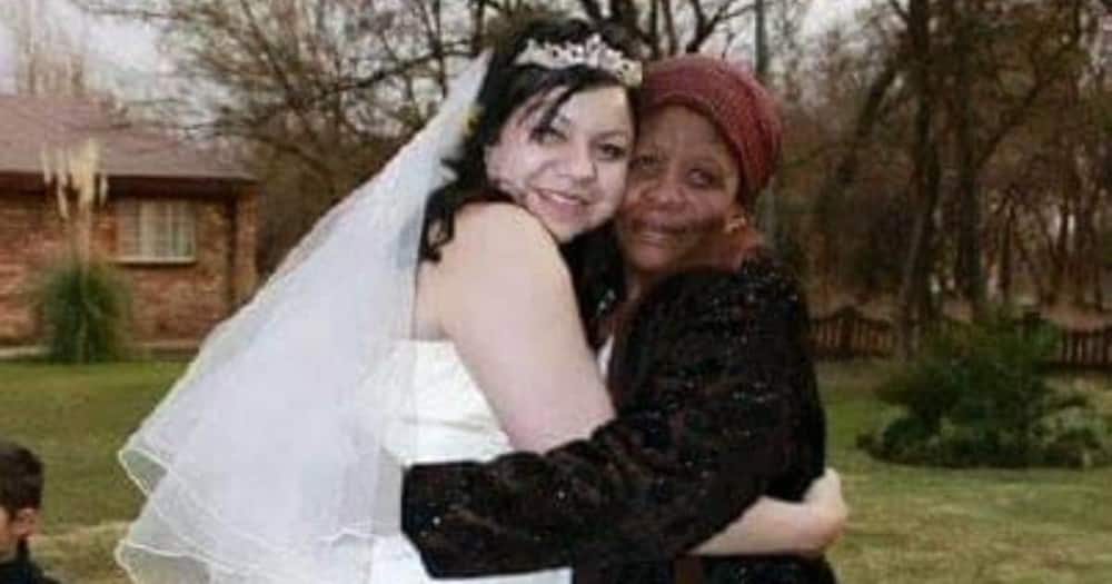 Lady celebrates nanny for undying support Export