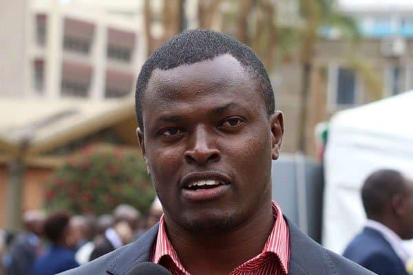 Ndindi Nyoro exposes conman using his name to swindle Kenyans