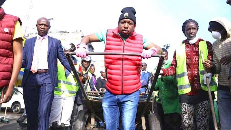 Is Mike Sonko taking Nairobians for a ride with his love for publicity stunts?