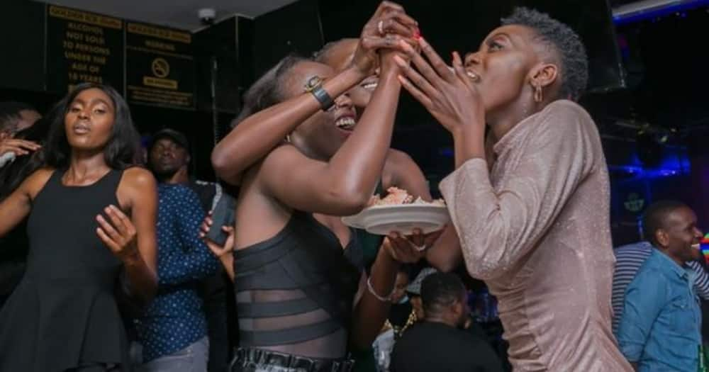 Akothee's daughter Rue baby throws lavish party at a Nairobi club to celebrate her birthday