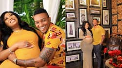"""Vera Sidika Hints Delivery Date Is Around the Corner, Says She Cannot Sleep: """"She Plays Too Much"""""""