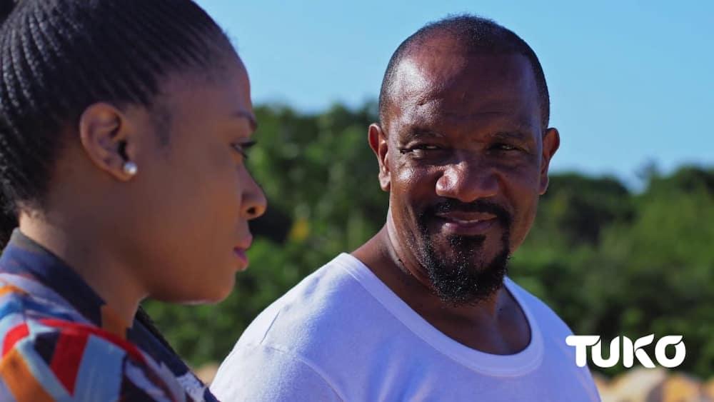 Celebrated actor Ken Ambani alias Baraza proves he's still King in new Swahili telenovela Kovu