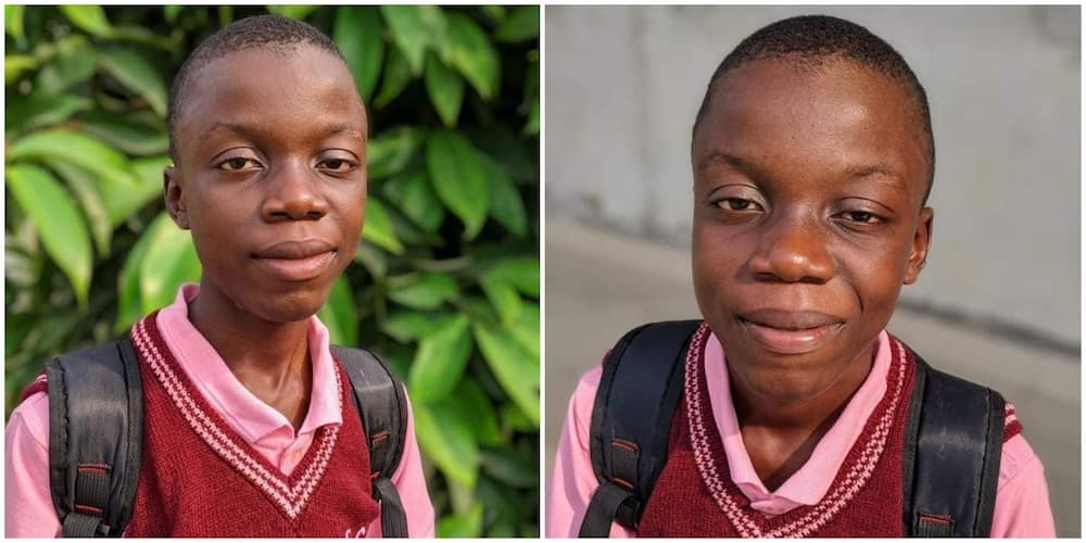 Boy who was found lifeless on the street defeats death, finally resumes school after receiving help