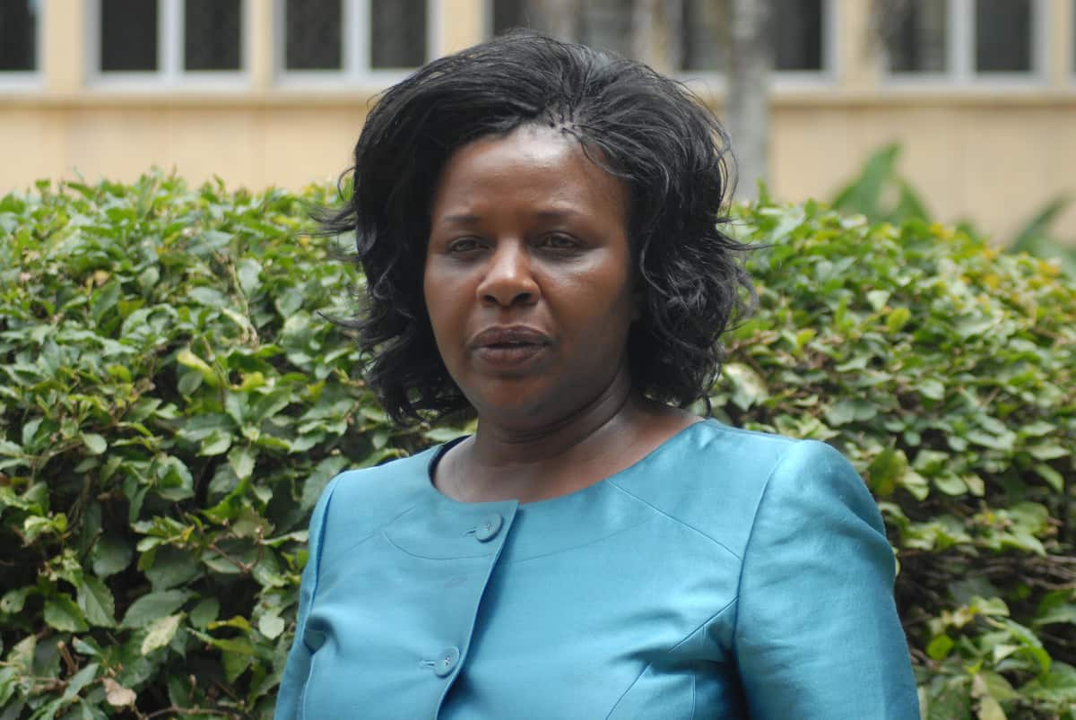 Hostile residents eject governor Joyce Laboso from New Years party
