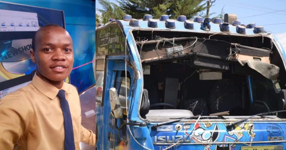 Simon Karutha: Another KBC journalist dies in road accident