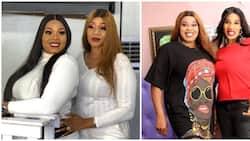 Nollywood Actress Chinyere Wilfred, Twin Sister Celebrate Birthday with Beautiful Photos