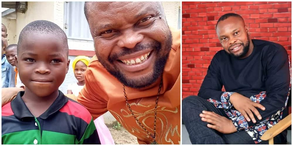 Reactions as Nigerian boy bags scholarship for giving man KSh 54 to buy fuel.Photo Credit: Theodore Chinonso Uba NonsoNkwa.