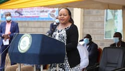 Anne Waiguru Faces Security Scare as Women Confronts Her Over Resource Allocation