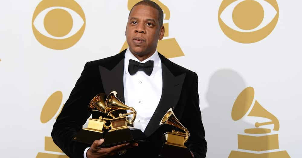 Jay Z becomes the 1st rapper in the Rock & Roll Hall of Fame