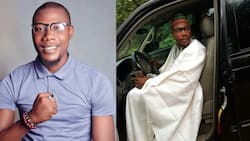 Nollywood Actor, Radio Personality Rexperfect Advises Couples to Avoid Making Their Relationship Public Affair