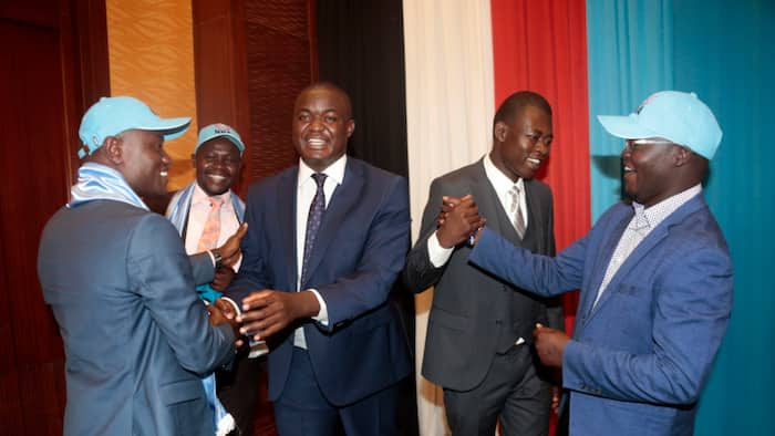 Tanzania's official opposition party CHADEMA invites Kenya's new unit NRA for exchange program