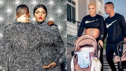 Harmonize's Ex-Girlfriend Jacqueline Wolper Delivers Baby Boy