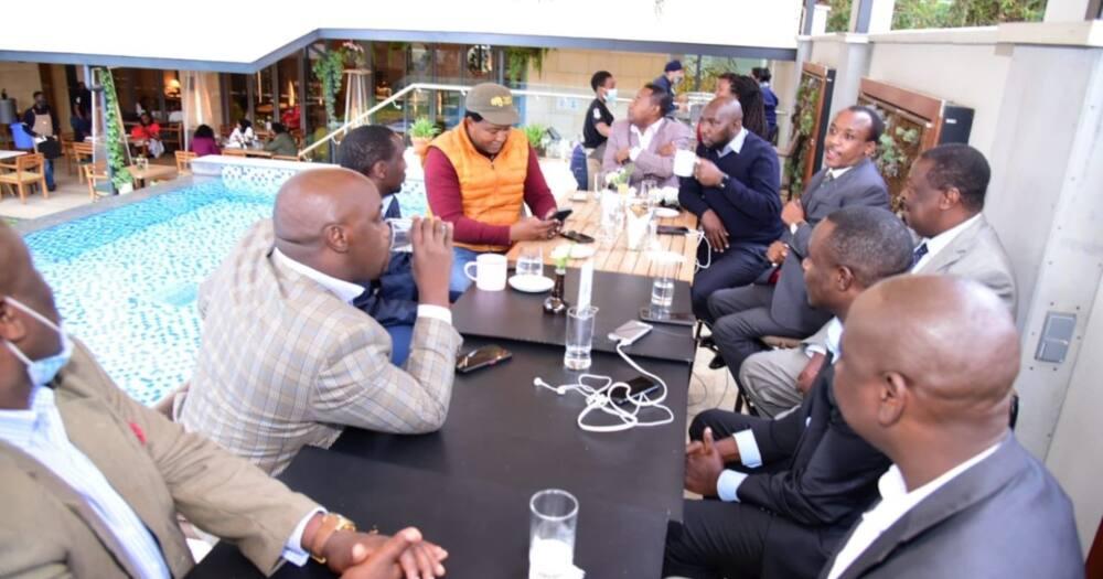 Murkomen, Ledama waanza kuwasha moto wa siasa kuhusu BBI