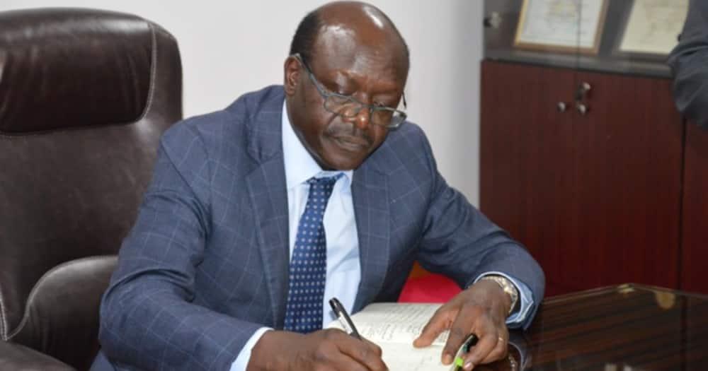 Mukhisa Kituyi set for a grand homecoming in Western to popularise presidential bid