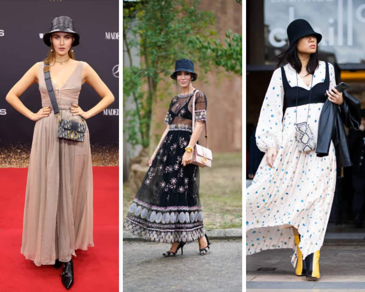 Fashionable And Trendy Bucket Hat Style Ideas That Ladies Can Try Out