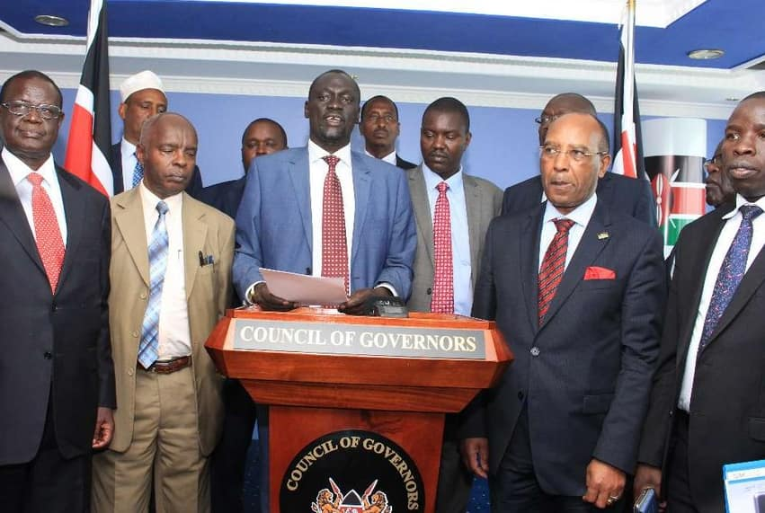 County Governors roasted online as Kenyans decry poor services, corruption