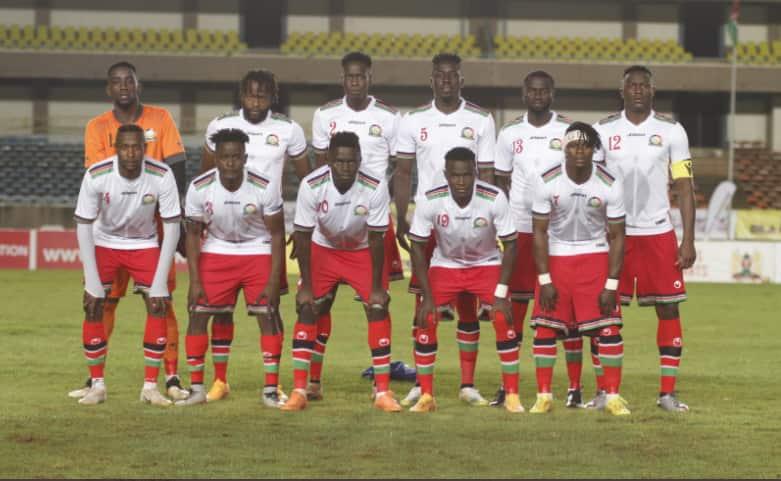 The Huge Amount of Money Harambee Stars Will Pocket if They Beat Egypt