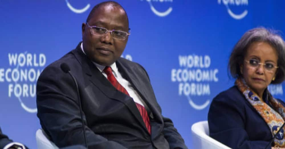 Ambrose Dlamini: Eswatini's prime minister dies month after testing positive for COVID-19