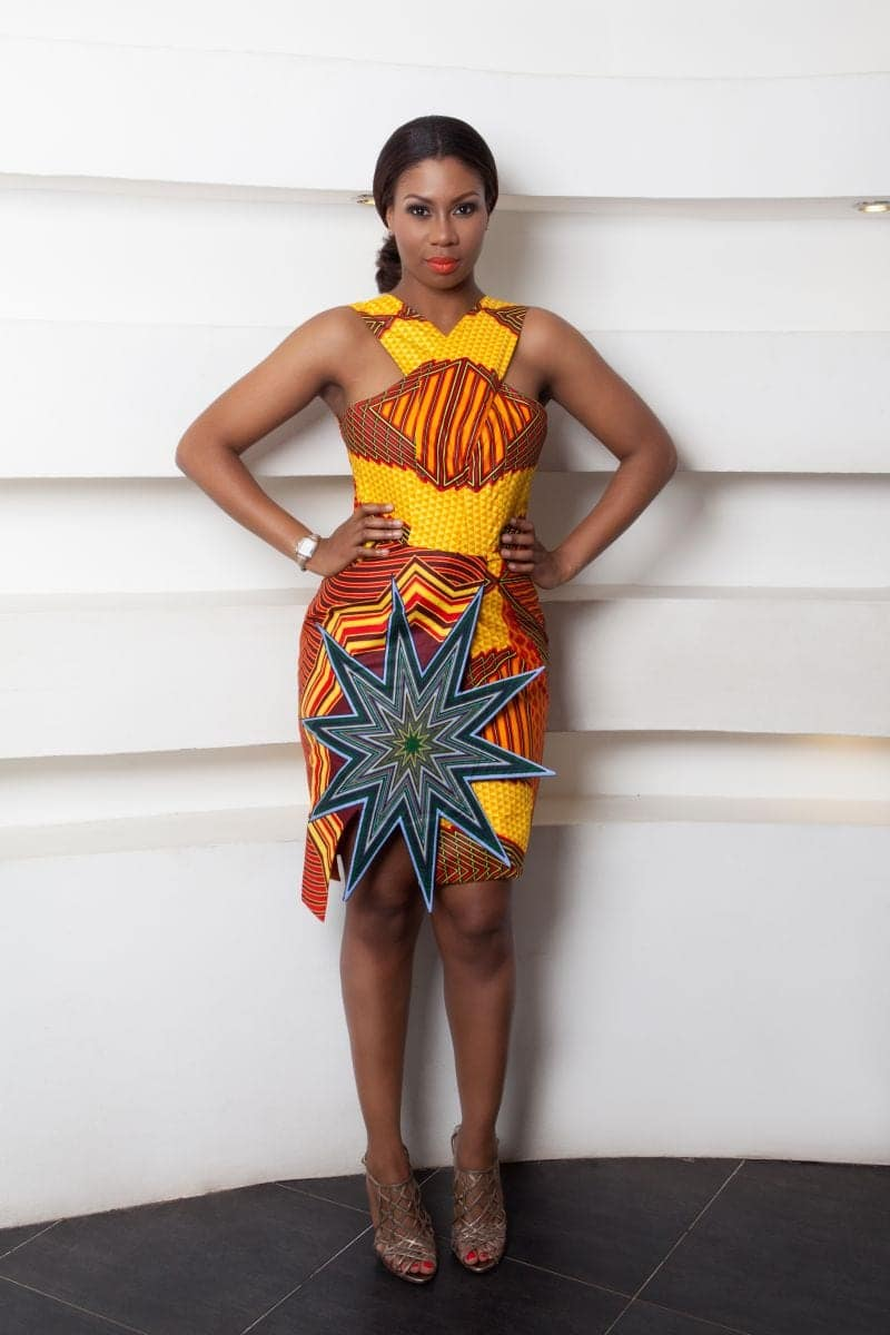 african print dresses for young ladies, african print elegant dresses, african print skirts and dresses