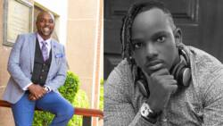 Bishop Allan Kiuna defends son after he was criticised for going to church with dreadlocks
