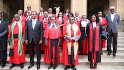 Martha Koome Transfers Court of Appeal Judges, Deploys 7 Newly Appointed Ones