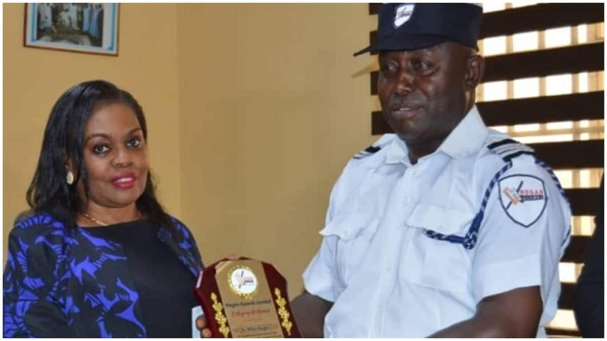 Honest Security Guard Rewarded For Returning Over KSh 1 Million