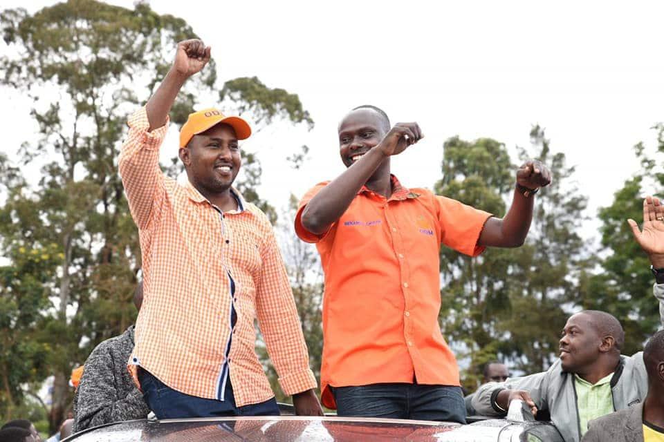 Junet Mohammed: Chama cha Jubilee hakipo tena
