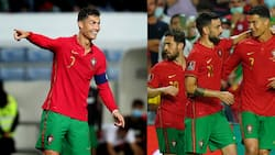 Cristiano Ronaldo: Man United Star Nets Hat Trick for Portugal in Huge 5-0 Win Over Luxembourg