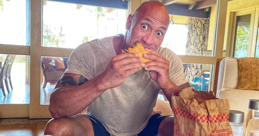 Dwayne Johnson: 46% of Americans want The Rock as next president