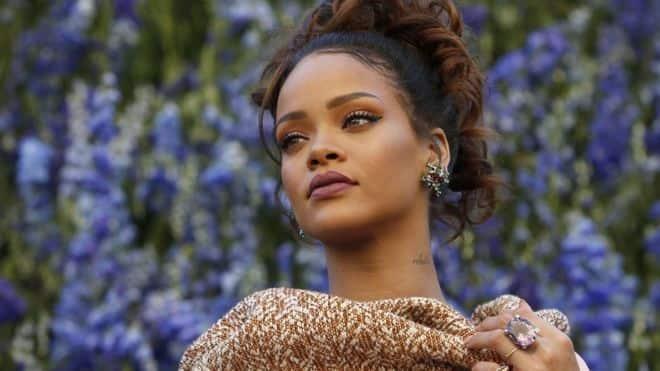 Rihanna says she may release new music soon as she celebrates Billboard success