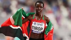 Agnes Tirop: Kenya Suspends All Athletics Events for 2 Weeks to Mourn Celebrated Olympian