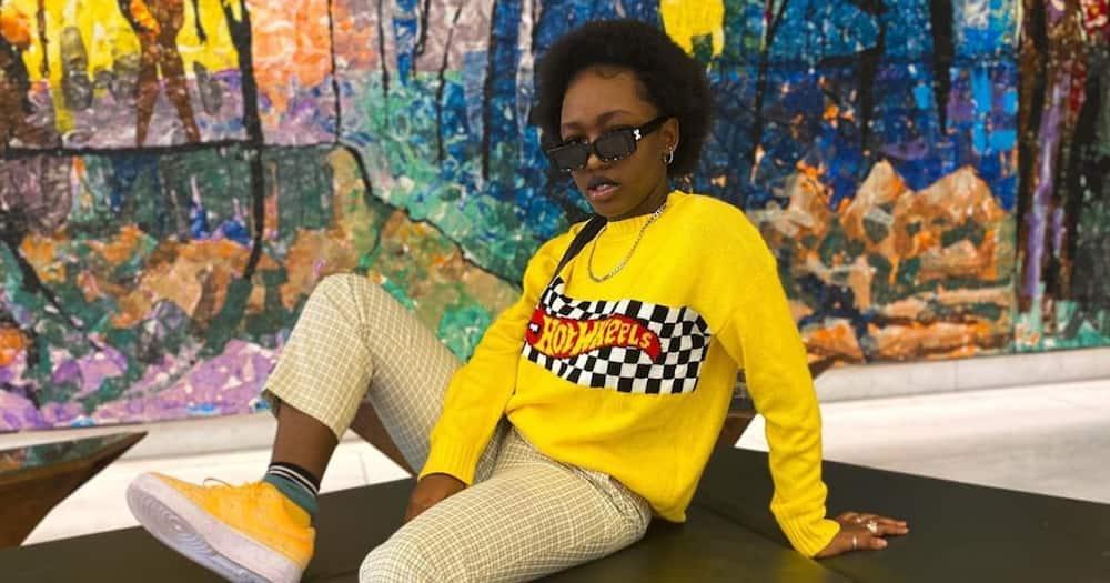 Elsa Majimbo wins Forbes Woman Africa Entertainer Award