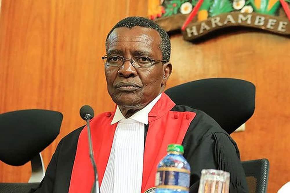 Seneta Orengo ampongeza Jaji Maraga kwa kumshauri Uhuru kuvunja bunge