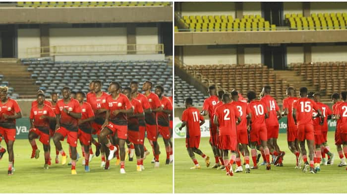 Harambee Stars AFCON Hopes Dashed Despite Encouraging 1-1 Draw vs Egypt