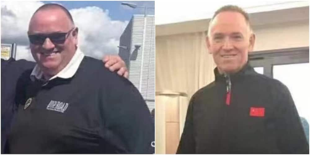Man Shares Amazing Weight Loss Transformation Photo, Wows Social Media, Many Hail Him for Losing 76kg