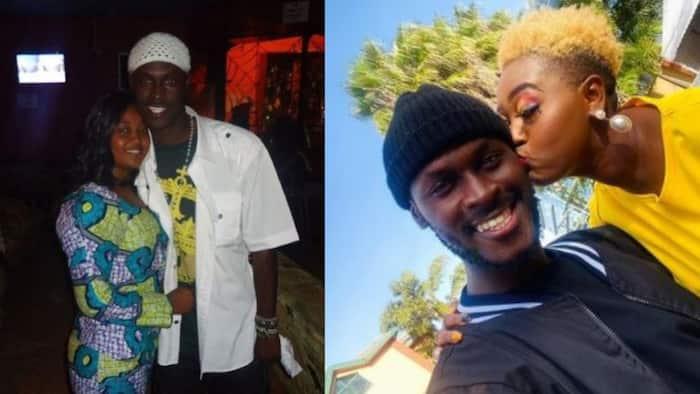 "King Kaka, Wife Nana Owiti Celebrate 10th Anniversary: ""Hadi Tukunje Mgongo"""