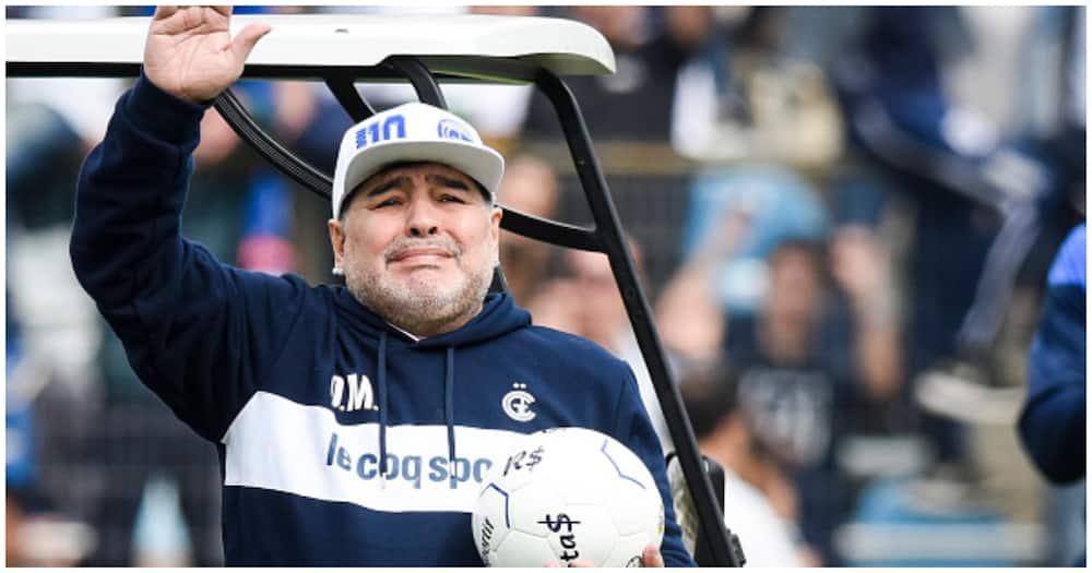 Diego Maradona: Argentine legend told nephew he was feeling unwell in final words before his death