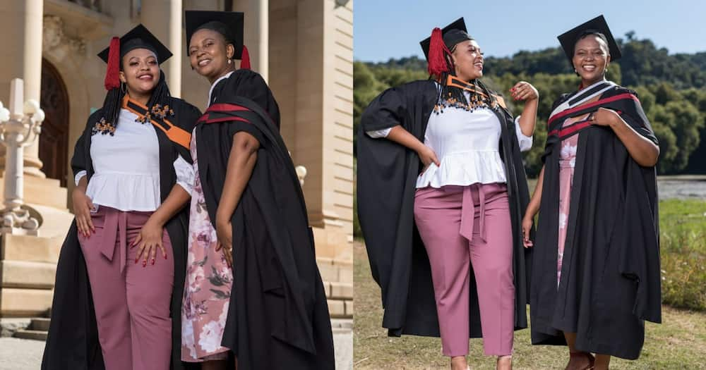 """""""Beautiful & Highly Praiseworthy"""": Mom and Daughter Graduate Same Day"""