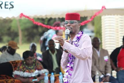 Kimilili MP Didmus Barasa defends Opposition MPs, MCAs working with Ruto