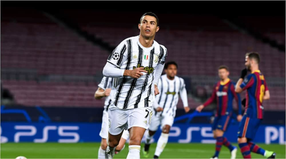 Cristiano Ronaldo: Portuguese star named in highest-scoring player of all time in every position